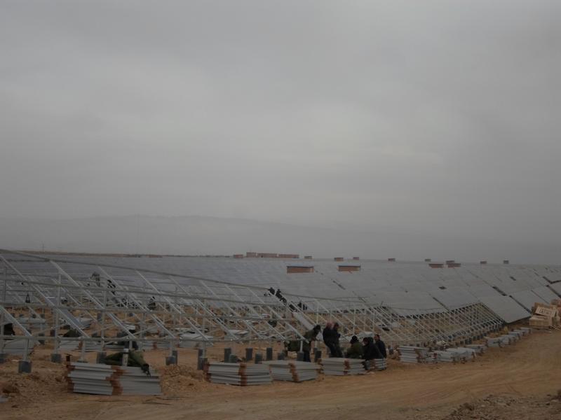 Das Sonnenkraft-Projekt im tibetischen Hochland