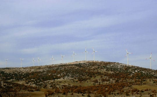 Soma Windfarm Projekt