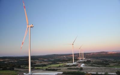 Süloglu Windkraftanlage