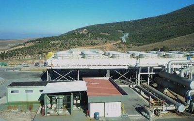 Geothermisches Kraftwerk Tuzla 7,5 MW